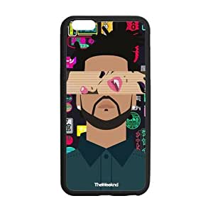the Case Shop- The Weeknd XO Band TPU Rubber Hard Back Case Silicone Cover Skin for iPhone 6 Plus 5.5 Inch , i6pxq-378