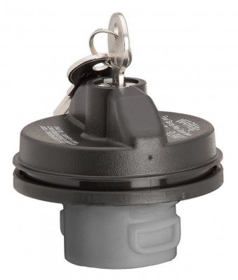 31856 Regular Locking Fuel Cap by Gates