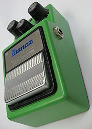 Ibanez Tubescreamer/9 series TS9B Bass: Amazon.es: Instrumentos musicales