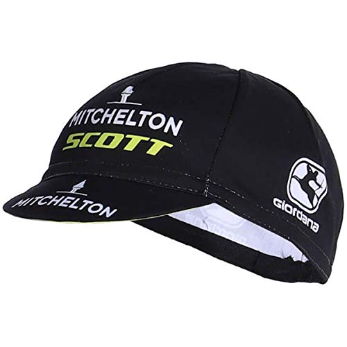 Giordana 2019 Mitchelton-Scott Pro Team Cycling Cap - GICS17-COCA-TEAM-ASTA (Mitchelton-Scott - One -