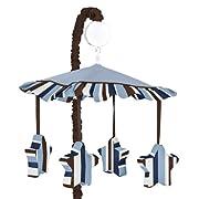 Sweet Jojo Designs Starry Night Crib Mobile