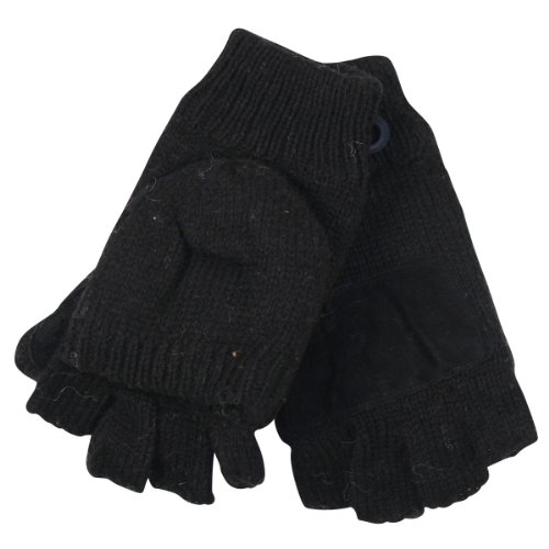 Ragwool Convertible Fingerless Glove Mitten