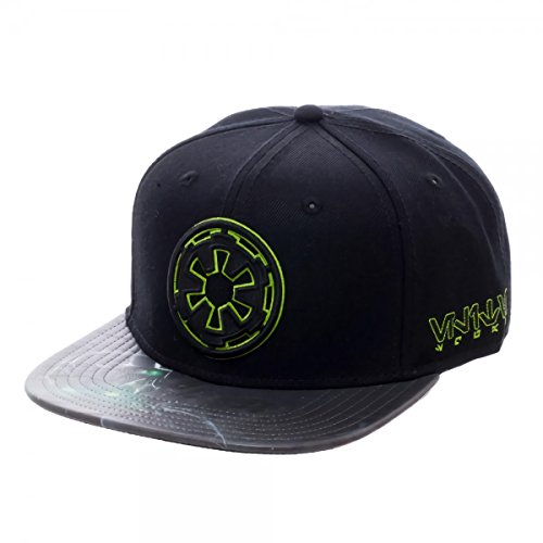 Star Wars Empire Symbol Sublimated PU Bill Snapback Baseball - Star Snapback Wars