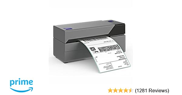 b7a35d83bd1f Rollo Label Printer – Commercial Grade Direct Thermal High Speed Printer –  Compatible with Amazon, Ebay, Etsy, Shopify – 4×6 Label Printer
