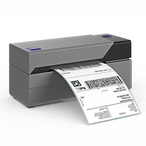 Rollo Label Printer - Commercial Grade Direct Thermal High Speed Printer - Compatible with Amazon, Ebay, Etsy, Shopify - 4×6 Label ()