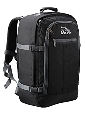 Amazon.com: Cabin Max Metz Backpack Flight Approved Carry