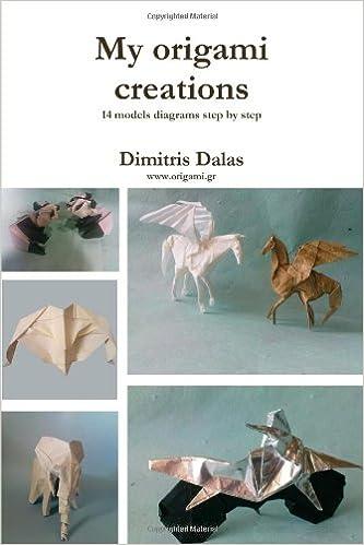 My Origami Creations Dimitris Dalas 9781447593942 Amazon Books