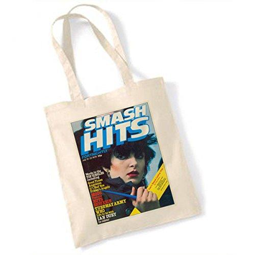 Banshees 1979 No Siouxsie 12 and Bag the Hits July Tote 16 Smash 25 Natural ZqSEBq