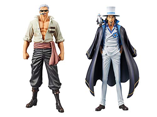 극장판 ONE PIECE STAMPEDE DXF THE GRANDLINE MEN vol.3 총 2 종 세트