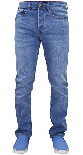 Wash Jeans Uomo Light Attillata Life Glory amp; YRAwqFSUx