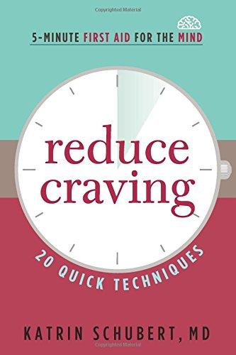Book Cover: Reduce Craving: 20 Quick Techniques