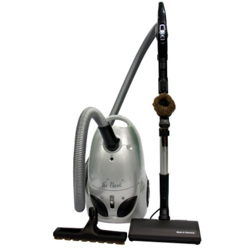 The Original Bank Canister Vacuum