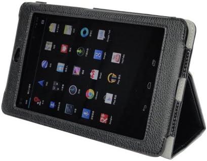 ProCase Leather Google Tablet Black