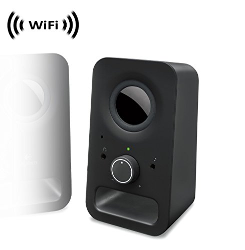 1080p IMX323 Sony Chip Super Low Light Spy Camera with WiFi Digital IP Signal, Recording & Remote Internet Access, Camera Hidden in Multimedia Speaker