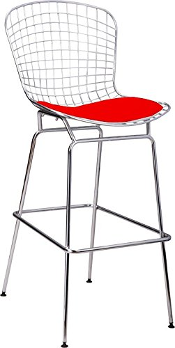 Bertoia Style Wire Side Chair - 9