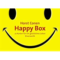 Happy-Box: 77 Karten für ein glückliches Leben