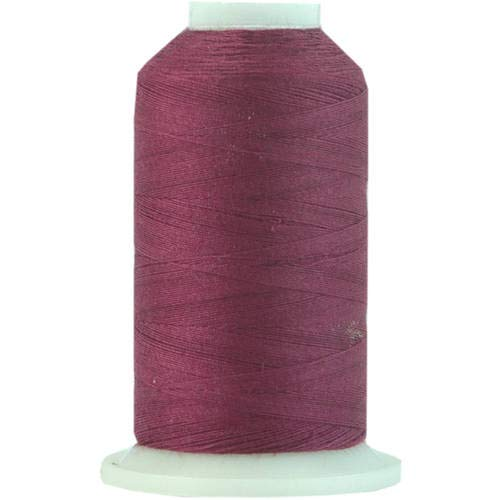 (Threadart Polyester All-Purpose Sewing Thread - 600m - 50S/3 - Wine)