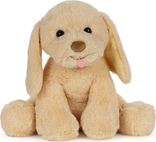 "GUND Animated My Pet Puddles Puppy Plush Stuffed Animal Dog Sound and Movement Toy, Yellow, 12"""