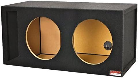 Atrend 12DQVDD Dual 12 Vented Enclosure Certified for Digital Desgins 500 1500 1000 2500 /& 3500 Series Subwoofers