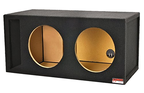 Atrend 12DQVDD Dual 12'' Vented Enclosure Certified for Digital Desgins 500, 1000, 1500, 2500 & 3500 Series Subwoofers by Atrend