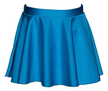 ea6659df1e7a Girls Ladies Lycra Ballet Dance Circular Skirt By Katz Dancewear ...