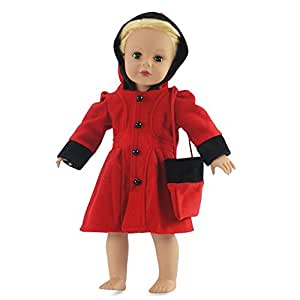 Amazon.com: 18 Inch Doll Clothes/clothing Fits American