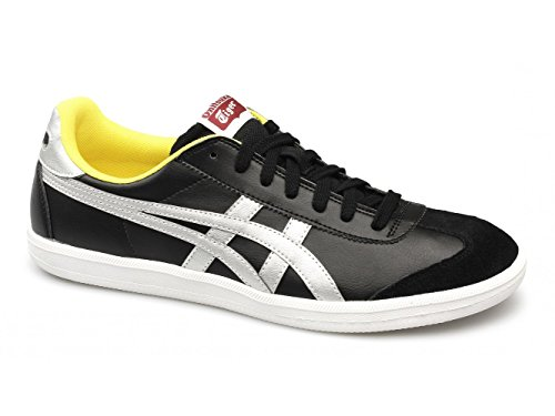 Onitsuka Tiger - Zapatillas para hombre negro negro negro - negro/plata
