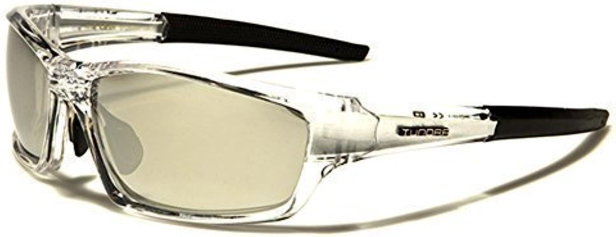 Tundra Hombre Ovalado Gafas Sol Envolventes Anti Brillo ...