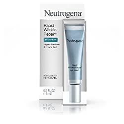 Neutrogena Rapid Wrinkle Repair Eye Cream With Retinol, 0 .5 Fl. Oz.