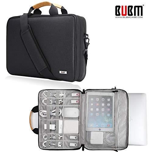 BUBM Laptop Shoulder Bag 13-14 Inch Laptop Sleeve Compatible for 13.3