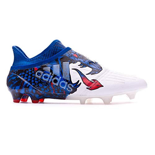 Adidas X 16 Purechaos FG Fußballschuhe Dragon Weiß Rot Blau