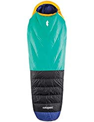 Cotopaxi Sueño Camp Sleeping Bag - Lightweight 15 Degree 800 Fill Duck Down (Cold Weather)