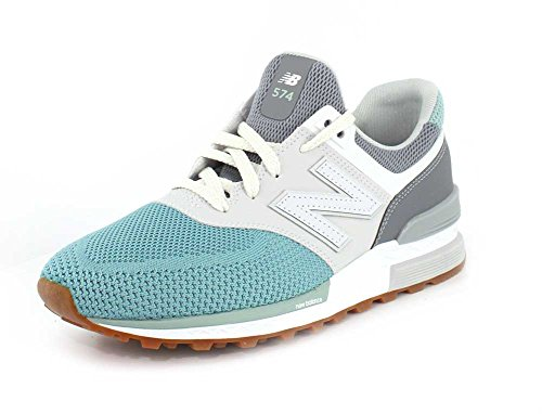 New Balance MS 574 EKW Gunmetal Storm Blue Gunmetal Storm Blue