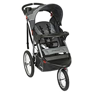 Baby Trend Expedition Jogger-Grey Mist