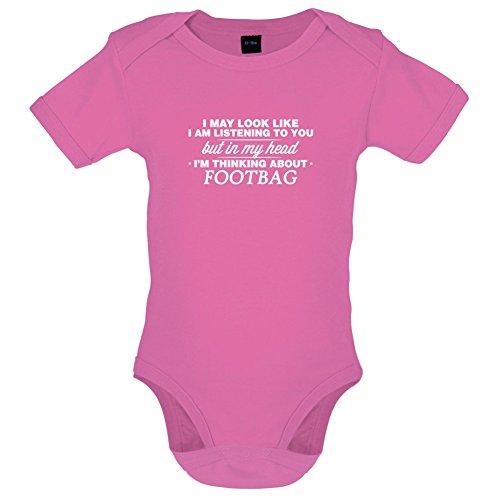 in-my-head-im-footbag-babygrow-bodysuit-pink-3-6-months