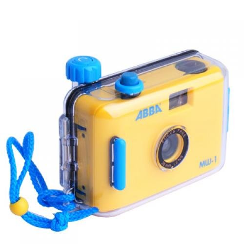 reusable-underwater-35mm-camerayellow