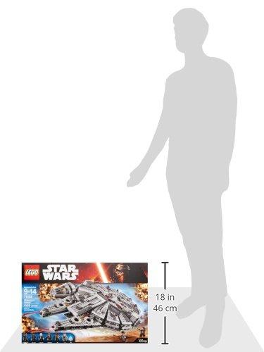 LEGO Star Wars Millennium Falcon 75105 Star Wars Toy by LEGO (Image #9)