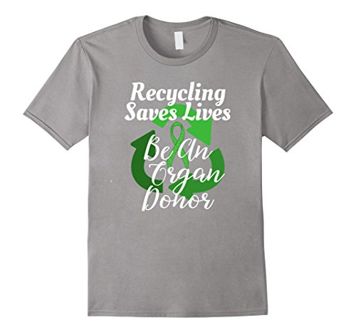 Mens Organ Donor Awareness Be A Donor T Shirt 3XL (Organ Donors)