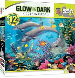 Glow In The Dark Jigsaw Puzzles - 3