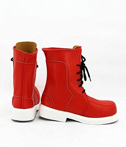 Mijn Held Academische Boku Geen Held Academische Izuku Midoriya Cosplay Schoenen Laarzen Op Maat Gemaakt