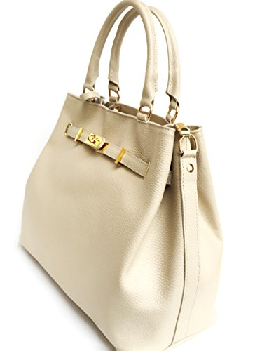 Superflybags Para L Bolso Mujer Beige De Asas fqr1wvf