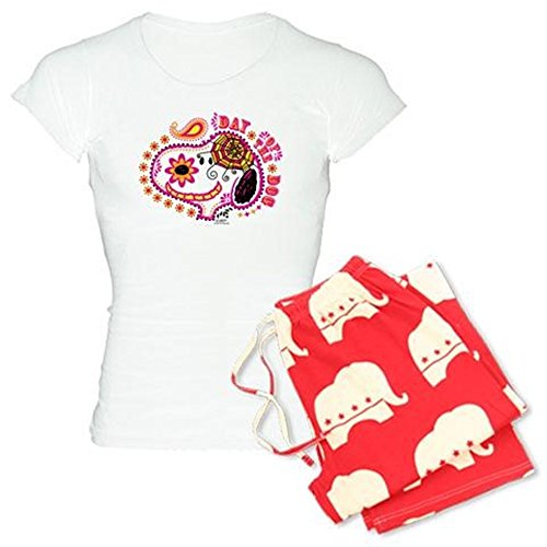 f70ca833 CafePress Women's Light Pajamas - Peanuts Snoopy Day of the Dog Snoopy Face  Women's Light Pajamas - XL With Republican Pant - Buy Online in Oman. |  Apparel ...