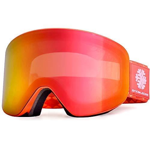 c402babcc371 HUBO SPORTS HUIYU Ski Goggles Clear for Men Women Adult
