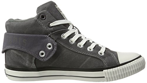 British Knights Herren ROCO High-Top Grau (Dk Grey)