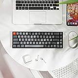 Keychron K6 Bluetooth Wireless/Wired USB Gaming