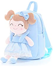 Gloveleya Kindergarten Kids Backpack – Plush Baby Backpacks …