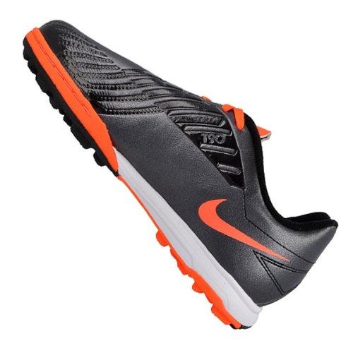 Nike B Nk Dry Short Pantalón Corto, Niños, Gris (Grey Heather/Ghost Green/Black), XS gris (grey heather/ghost green/black)