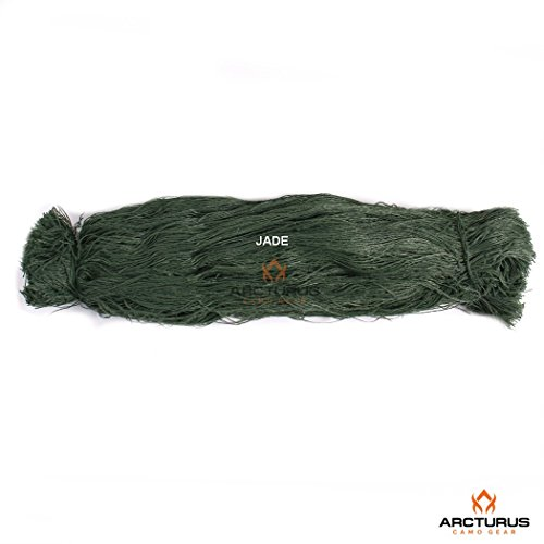 Arcturus Ghillie Suit Thread - Lightweight Synthetic Ghillie Yarn to Build Your Own Ghillie Suit (Jade) ()