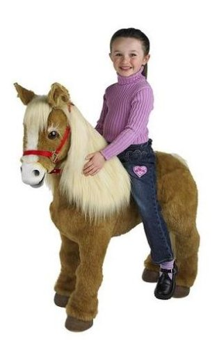 FurReal Friends Butterscotch Pony(Discontinued by manufacturer)