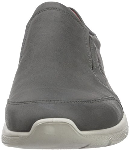 Baskets Gris Ecco Shadow02602 Homme Irondale Dark rtvqOvx